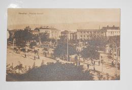 Messina Piazza Cairoli - Non Viaggiata - Formato Piccolo - Epoca Fascista - Messina