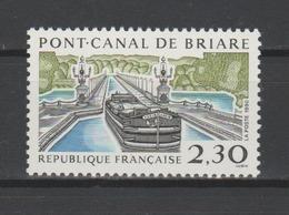 FRANCE / 1990 / Y&T N° 2658 ** : Pont-canal De Briare - Gomme D'origine Intacte - France