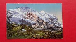 Jungfraubahn.Kleine Scheidegg - BE Berne