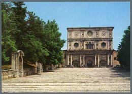 °°° Cartolina N. 99 L'aquila Basilica Di S. Bernardino Viaggiata °°° - L'Aquila