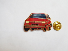 Beau Pin's En EGF , Auto Seat Ibiza SXI - Pin's