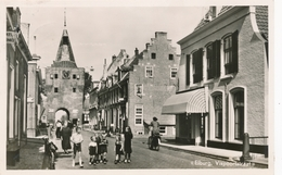 CPSM - Pays-Bas - Elburg - Vispoortstraat - Autres