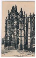 CPA BEAUVAIS Cathedrale Portail - Beauvais