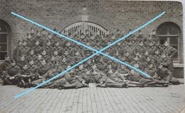 Photo ABL WIJNEGEM Antwerpen 1921 Caserne Kazerne Infanterie Leger Militaria - Guerre, Militaire