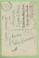 VALERE BERNARD : Carte Autographe Signée Du Peintre à M. Edmond Bigand-Kaire,1916. Félibrige.Saint Mitre Lire Descriptif - Autographes