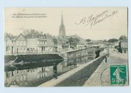 B456/ Frankreich Fontenay Le Comte AK - France