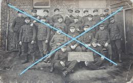 Photo ABL 1915 Régiment Des GRENADIER WO1 1914 18 Leger Militaria - Krieg, Militär