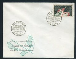 Wallis & Futuna - Enveloppe FDC 1964 , Philatec -  Réf J39 - FDC