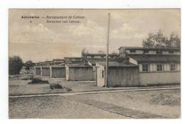 Adinkerke - Baraquement De Cabour. Barakken Van Cabour S.M. - De Panne