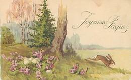 Joyeuses Paques - Lapin    AB 668 - Pâques