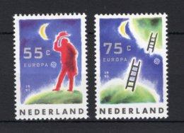 NEDERLAND 1475/1476 MNH** 1991 - Europa, Ruimte - 1980-... (Beatrix)