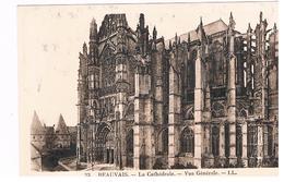 CPA BEAUVAIS Cathedrale - Beauvais