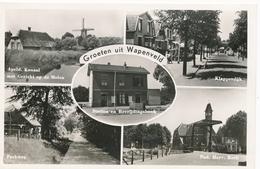 CPSM - Pays-Bas - Groeten Uit Wapenveld - Autres