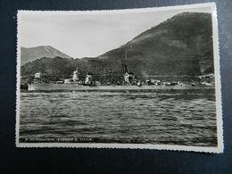 19933) INCROCIATORE EUGENIO DI SAVOIA VIAGGIATA 1968 NAVE DA GUERRA - Warships