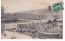 34  Hérault -  CETTE / SETE -  Quai Vauban - Parc Aux Huîtres - 1910 - Pêche