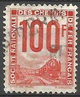 France - 1946-54 Parcel Post 100f Used - Parcel Post