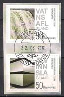 Island  (2012)  Mi.Nr.  1351 + 1352  Gest. / Used  (12ff07) - Gebraucht