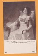 CPA – SIEFFERT (Paul) – Salon De 1910  – Portrait De Mme Blanche Dufrène - Illustrators & Photographers