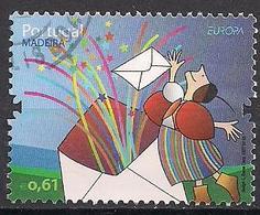 Portugal - Madeira  (2008)  Mi.Nr.  288  Gest. / Used  (12ff04)  EUROPA - Madeira