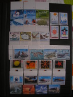 BAT- Territoire Antartique Britanique - Joli Lot De Neufs ** (MNH) Des Années 2000 Blocs, Carnet + TP Série 49/59 Oxydés - British Antarctic Territory  (BAT)