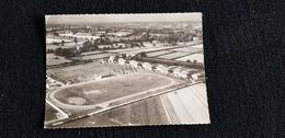 Cp 03 COSNE D'ALLIER  Allier Vue Aérienne CLAIRVAL Et Le Stade De Football ( But Piste Tribune Habitations Route Rue  ) - Autres Communes