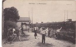 COUTRAS La Mobilisation - France
