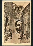 CPA - TOZEUR - Une Rue, Animé - Tunisia