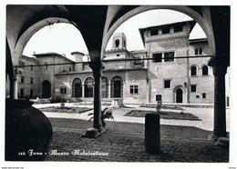 FANO (PS):  MUSEO  MALATESTIANO  -  FOTO  -  FG - Musei