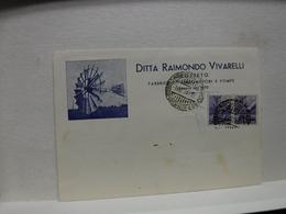 GROSSETO  --- DIRRA RAIMONDO  VIVAREKKI .. FABBRICA  DI AEREOMOTORI - Grosseto