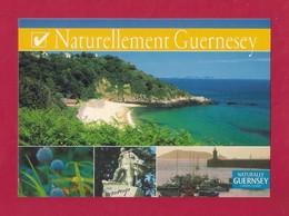 CPM.   Cart'Com.   Guernesey.   Tourisme, Voyage. - Publicité