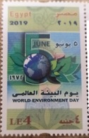 Egypt- World Environment Day - Unused MNH - [2019] (Egypte) (Egitto) (Ägypten) (Egipto) (Egypten) Africa - Égypte