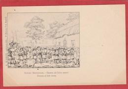 CPA: A.Waron - St Brieuc (22) - Scènes Bretonnes - Danse De L'aire Neuve - Saint-Brieuc