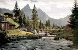 Partie Bei Ehrwald (Tirol) - Mühle An Der Loisach (1182) - Ehrwald