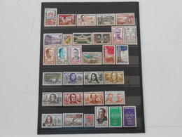 FRANCE ANNEE COMPLETE 1959 (YT 1189/1229)** - Francia