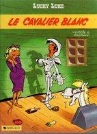 Lucky Luke Le Cavalier Blanc - Dessins De Morris Et Scénario De Goscinny De 1985 - Lucky Luke