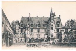 CPA BEAUVAIS Palais De Justice - Beauvais