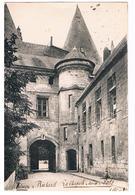 CPA BEAUVAIS Cour Du Palais De Justice - Beauvais