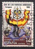 Spanien (1982)  Mi.Nr.  2547  Gest. / Used  (11ff18) - 1931-Heute: 2. Rep. - ... Juan Carlos I