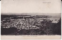 MARTINIQUE -- Ville De FORT DE FRANCE Vers 1910 - Autres