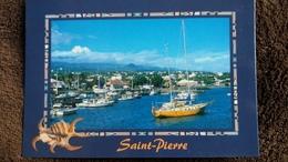 CPM LA REUNION SAINT PIERRE COQUILLAGE ED M C E PHOTO NOURAULT - Saint Pierre