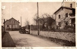 SAINT GEORGES GRANDE RUE - Autres Communes