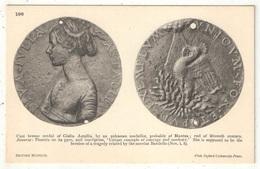Cast Bronze Medal Of Giulia Astallia - British Museum - Oxford University Press 196 - Monnaies (représentations)