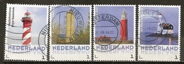 Pays-Bas Netherlands 201- Phares Lighthouses Obl BARGAIN - Period 2013-... (Willem-Alexander)