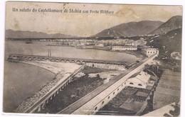 Castellammare Di Stabia Napoli  Porto Militare 1914 - Napoli (Napels)