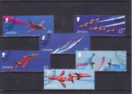 Jersey : Aviation  : 1910 à 1915 Lot Oblitéré - Jersey