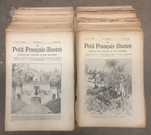 Petit Français Illustré + De 100 Numéro Avant 1900, Remise En Main Propre. - Journaux - Quotidiens
