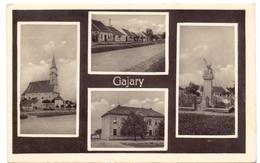 PK - Carte En Esperanto - Ceskoslovensko - Gajary  Slovakia - Verstuurd Naar Oostende 1947 - Slovaquie
