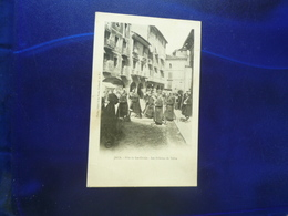 1905 JACA  FETE DE SAINTE OROSIE LES PELERINS DE YEBRA   BON ETAT - Huesca