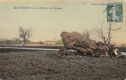 MAINTENON - La Folie Et Les Dolmens - Très Bon état - Maintenon