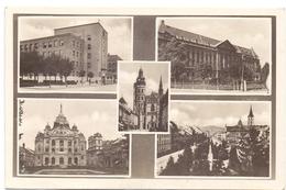 PK - Carte En Esperanto - Kosice - Slovakije - Ceskoslovensko - Verstuurd Naar Oostende 1948 - Slovaquie